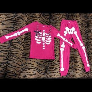 Girls Gymboree pajama set size 7